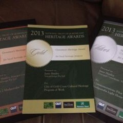Three more Awards