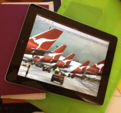 Of Airports and Angry Birds