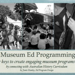 Small Museum Education Programs for schools