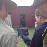 National Trust Award for WWI Digital Storytelling Education Program